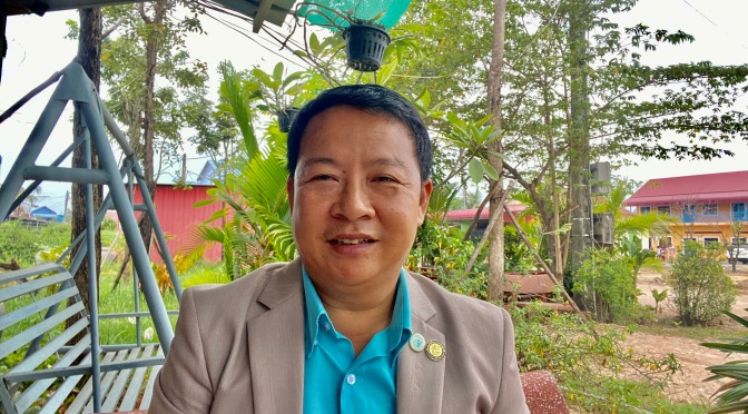 សិក្ខាសាលាស្តីពីការការពារគំនូរឧស្សាហកម្មជាអន្តរជាតិជាមួយប្រព័ន្ធទីក្រុងហេចសំរាប់កម្ពុជា Seminar on Protecting Designs Internationally with the Hague System for Cambodia