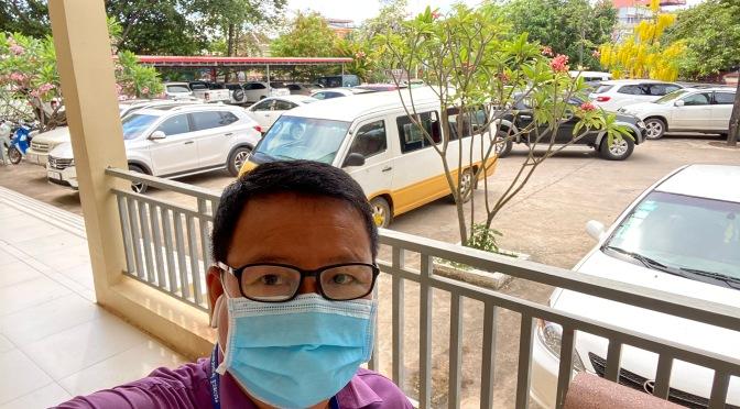 មកទទួលសាលក្រម (សេចក្តីសម្រេច) ក្នុងនាមមេធាវីតំណាងដោយអាណត្តិ នៅសាលាដំបូងខេត្តកំពត Coming to get a judgment on behalf of  a client at Kampot first  instance court